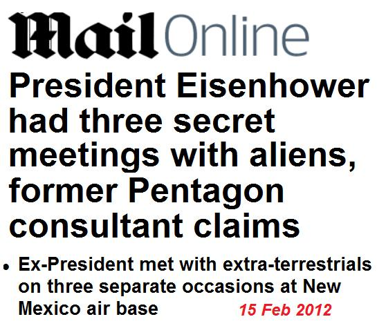 Russia Orders Obama: Tell World About Aliens, Or We Will 10