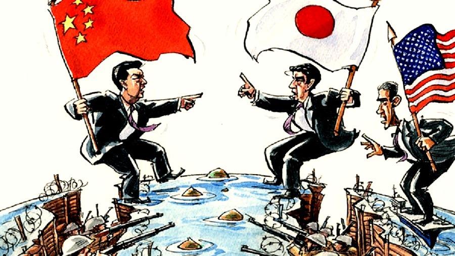 Nationalism in China Versus Japan