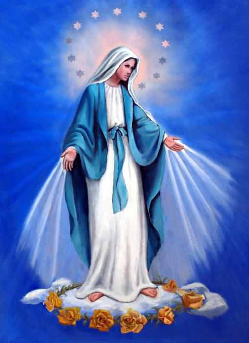 Blessed Virgin Mary Mother of God