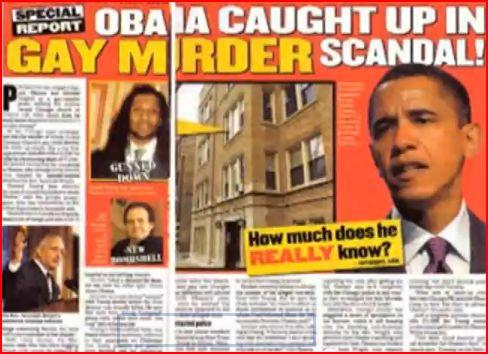 Obama gay hustler