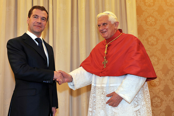 Russian Leader Confirms To Pope New Planet Arrival In 2012