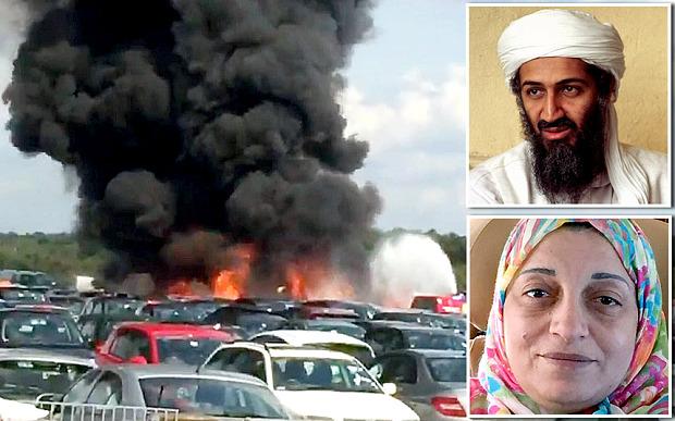 British Queen Orders Plane Shootdown in 911 Coverup. | 9/11 and Ground Zero