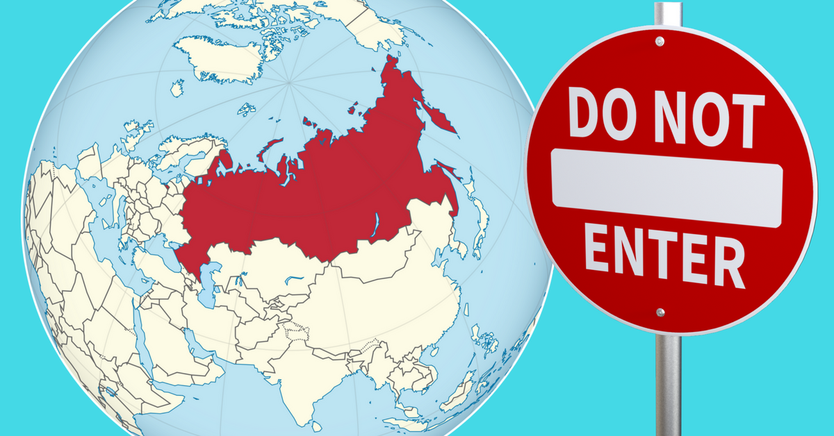 Repost by Permission: Russia Bans All Websites Related To