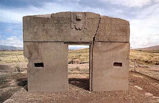 www.whatdoesitmean.com - 'Gateway of The Sun' (Tihuanaco, Bolivia)