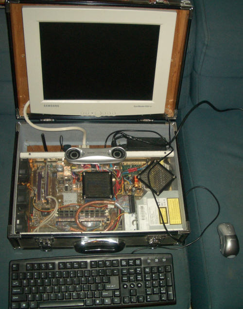 Как из ноутбука сделать системный блок 385