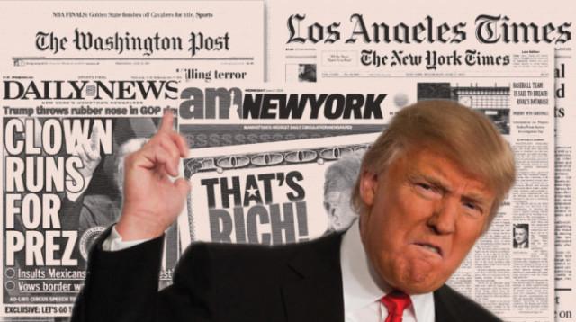 Картинки по запросу Trump us media