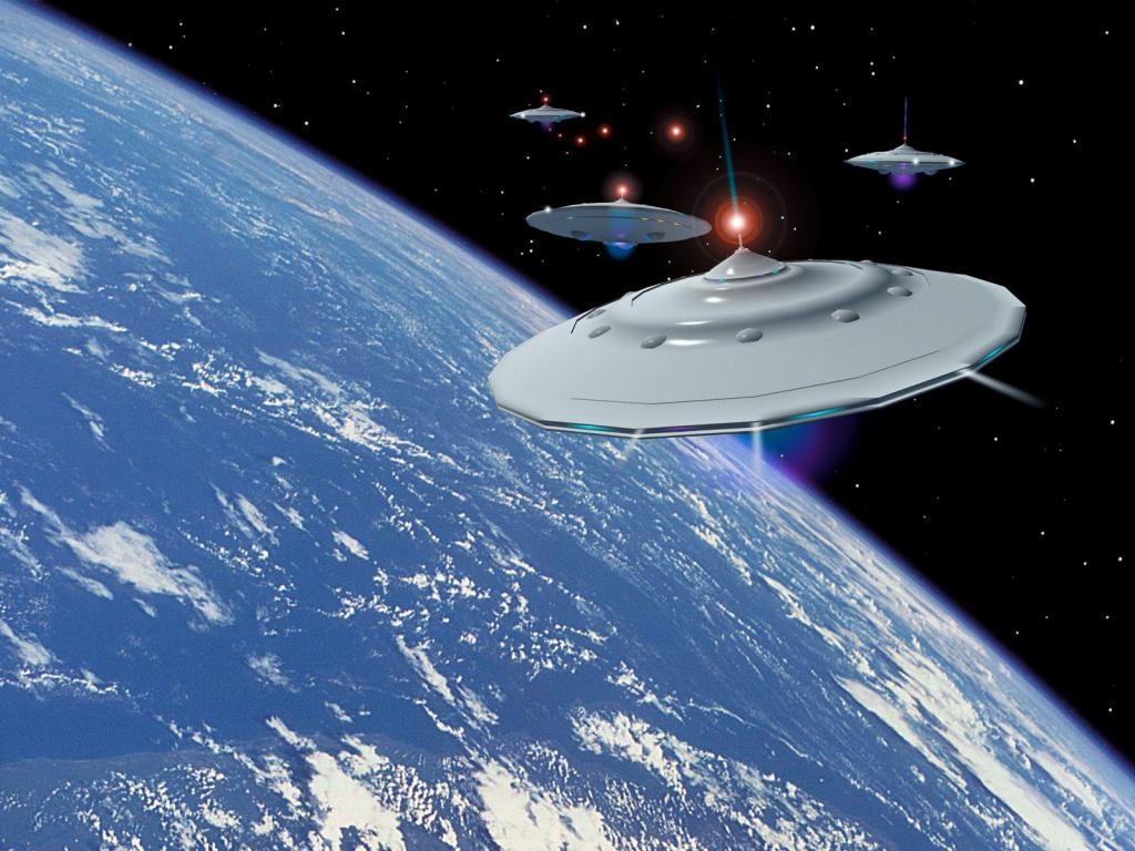 Los extraterrestres ya vienen, llegan en el 2012